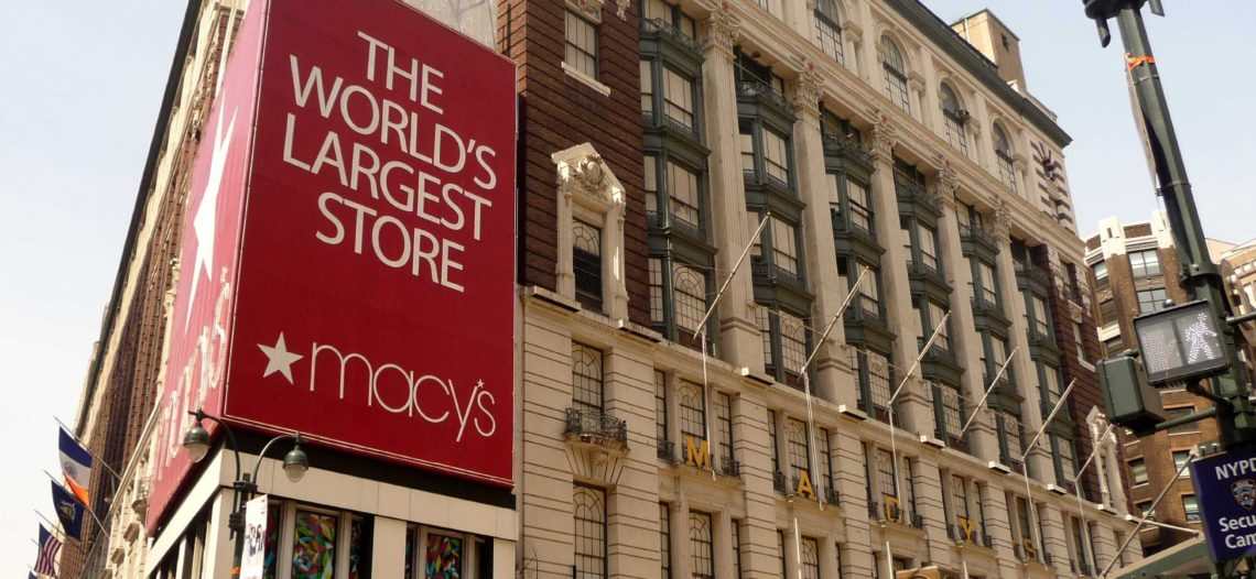 TRUMP EFFECT MACY'S FACES ANOTHER ROUGH QUARTER