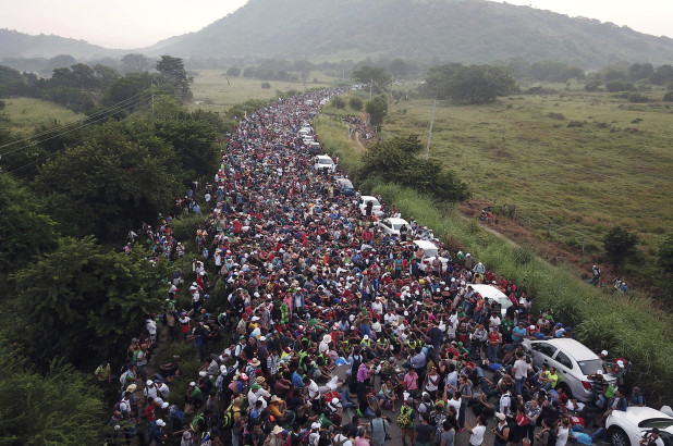 Fake News: Caravan Confusion