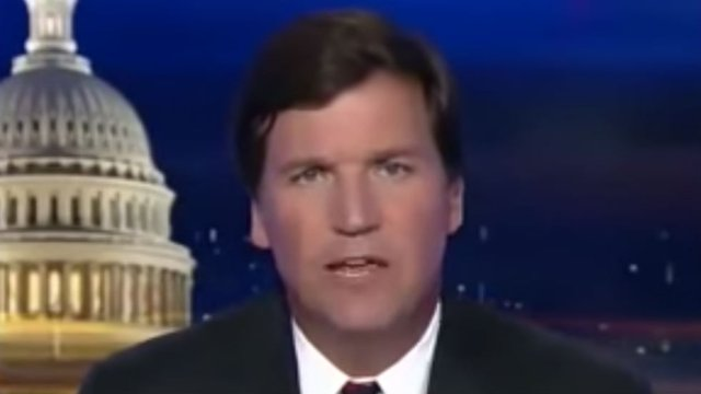 Tucker Carlson is Number One