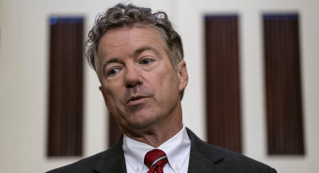 Rand Paul Supports Trump