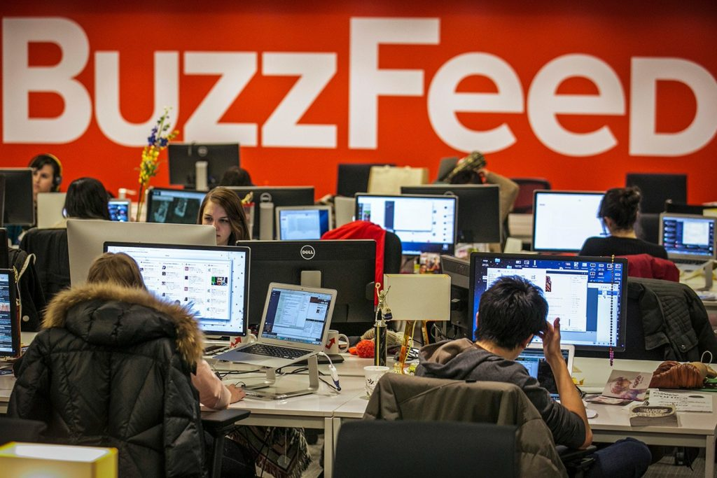 """Mainstream Media Bungles BuzzFeed """"Bombshell"""""""