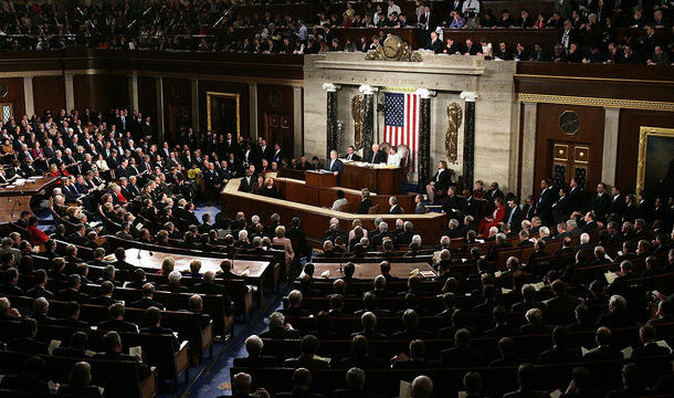 Trump Plans to Call For Unity at State of the Union -- Dems See It Otherwise