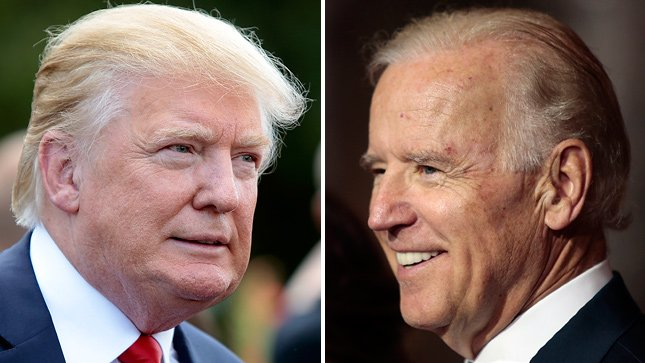 "Trump Says Biden Has a ""Low I.Q."""