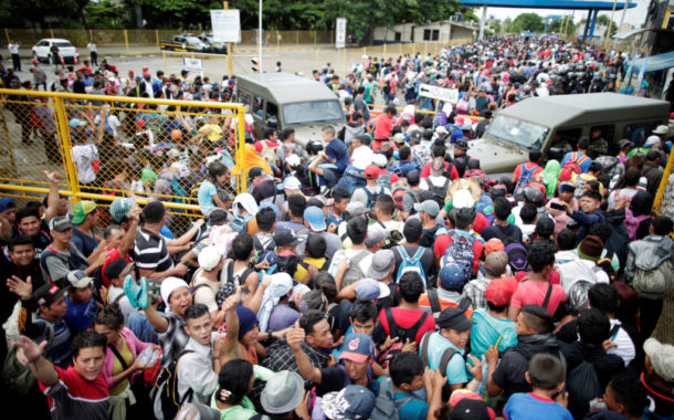 """Trump is right about border """"crisis""""… and even the left can no longer ignore it"""