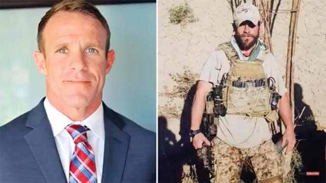 "Navy SEAL Charged With War Crimes Moved to ""Less Restrictive confinement"" by Trump"