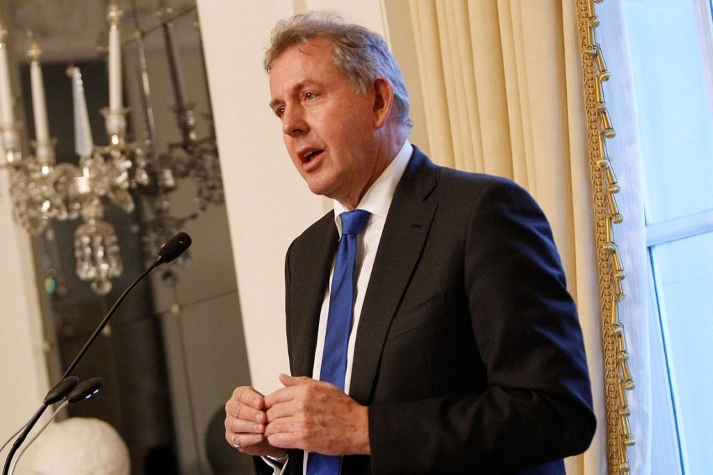 UK Ambassador Out Thanks To Trump